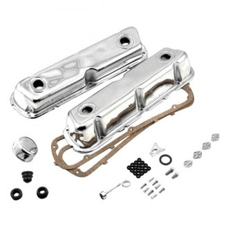 Mr. Gasket® - Chrome Street Legal Dress-Up Kit