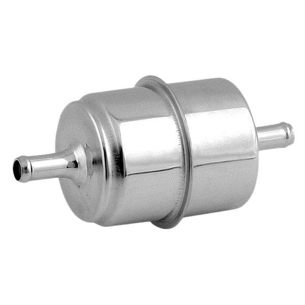 mr gasket fuel filter mr. gasket® - canister fuel filter #8