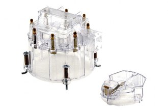 Mr. Gasket® - Transparent Distributor Cap Clearview