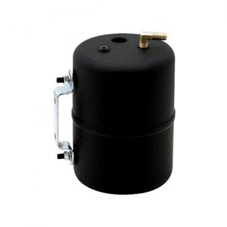 Mr. Gasket® - Black Powdercoated Vacuum Canister