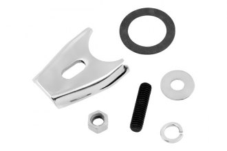 Mr. Gasket® - Chrome Plated Distributor Clamp