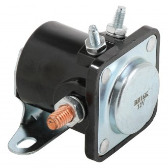 Mr. Gasket® - Ford Style Ford Style Starter Solenoid