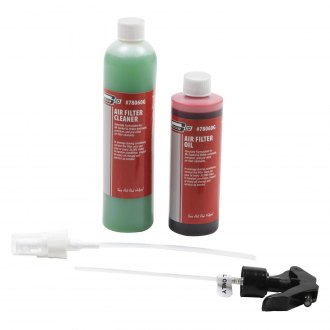 Mr. Gasket® - Air Filter Cleaner and Oil Kit