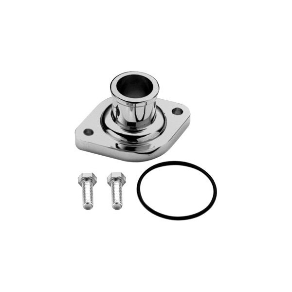 Engine Coolant Thermostat Housing-Water Neck Mr Gasket 9845