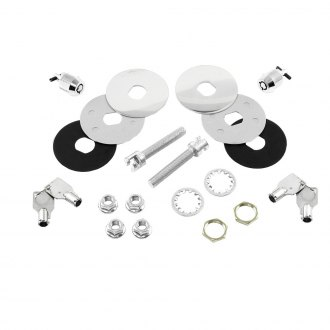 Mr. Gasket® - Security Hood Pin Lock Kit