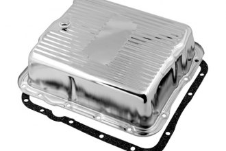 Mr. Gasket® - Chrome Automatic Transmission Oil Pan
