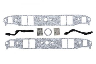Mr. Gasket® - Intake Gasket with Steel Heat Riser Block Off Plates