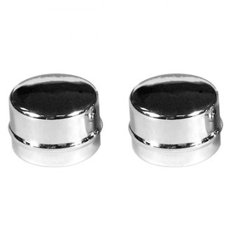Mr. Gasket® - Front Chrome Dust Caps