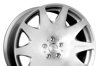 "MRR® - HR3 Silver with Diamond Cut Face (19"" x 8.5"", +20 to +40 Offsets, 5x108-120.65 Bolt Patterns, 74.1mm Hub)"