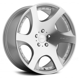 MRR® - VP3 Silver with Machined Face