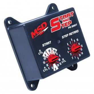 MSD® - Start and Step Timing Retard Control