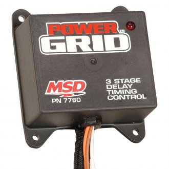 MSD® - Power Grid Ignition System™ Timing Control