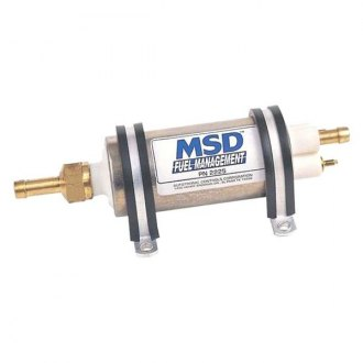 MSD® - High Pressure Electric Fuel Pump