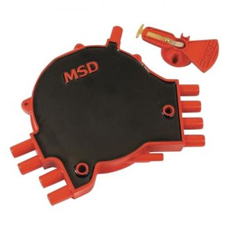 MSD® - Distributor Cap and Rotor