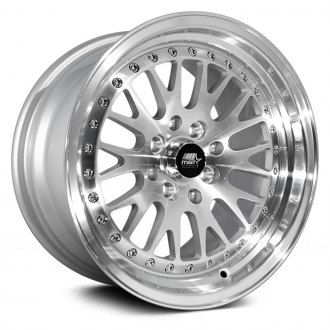 MST® - MT10 Silver with Machined Face