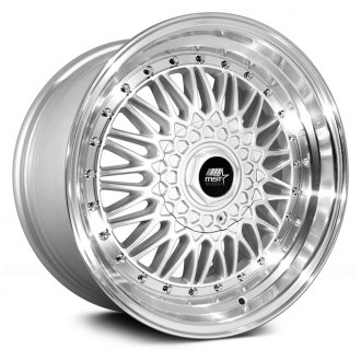 MST® - MT13 Silver with Machined Lip