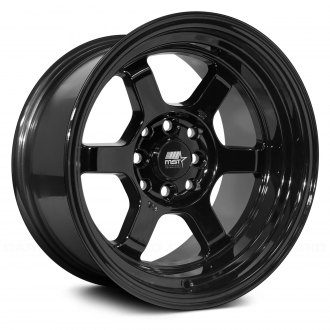 MST® - TIME ATTACK Black