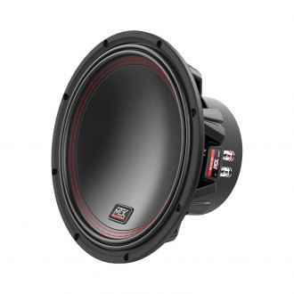 "MTX® - 10"" 55 Series 800W 2-ohm DVC Subwoofer"