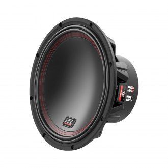 "MTX® - 10"" 55 Series 800W 4-ohm DVC Subwoofer"