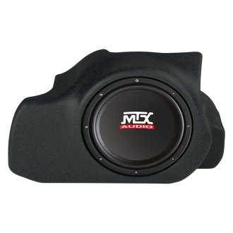 "MTX® - 12"" ThunderForm Series Single Trunk Sealed Passive 400W Subwoofer Enclosure"