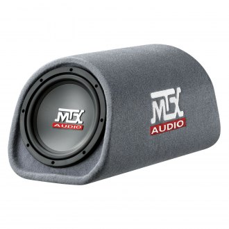 "MTX® - 8"" RoadThunder Series Single Ported Powered 360W Subwoofer Tube"