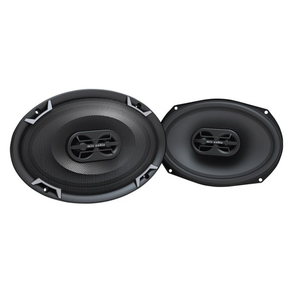 "MTX® - 7"" x 10"" 3-Way TDX Series 250W Coaxial Speakers"