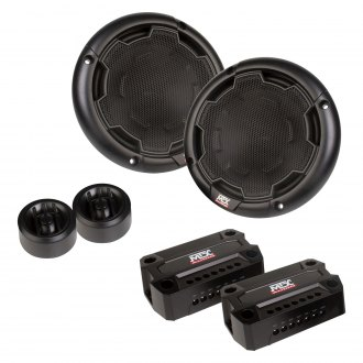 "MTX® - 5-1/4"" 2-Way THUNDER Series 180W Component Speakers"