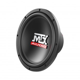 "MTX® - 10"" Terminator Series 300W 4-ohm SVC Subwoofer"
