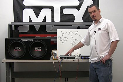MTX® How to Set Your Gains Using Ohms Law and a Basic Multimeter (Full HD)