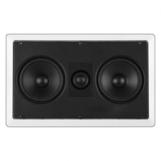 "MTX Audio® - 5-1/4"" 2-Way In-Wall LCR 130W Speaker"