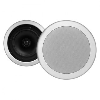 "MTX Audio® - 6-1/2"" 2-Way In-Ceiling 120W Speakers with Single 1/2"" Balanced Dome Tweeter"
