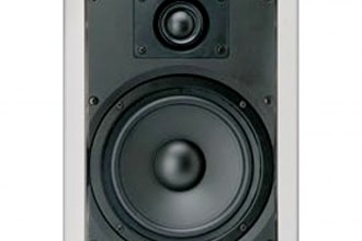 "MTX Audio® M625W - 6-1/2"" 2-Way In-Wall 100W Speakers with 1"" Soft Dome Tweeter"
