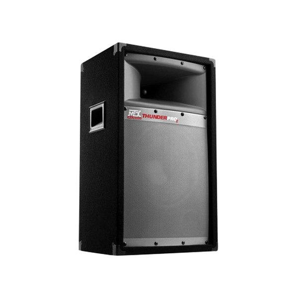 Mtx thunder pro speakers