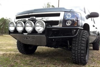 N-FAB® - RSP Replacement Front Bumper with Skid Plate