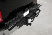 N-FAB® - Black Powder Coated Rear-Runner