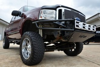 N-Fab® - RSP Front Bumper with Skid Plate