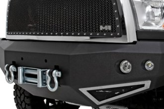 N-Fab® - Heavy Duty Front Winch Bumper