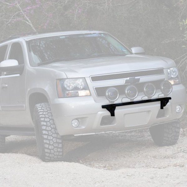 N Fab Per Light Bar With Tabs For Up To 4x9 Round