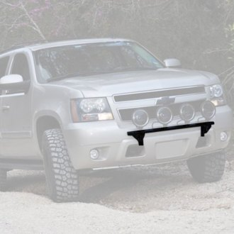 "N-Fab® - Bumper Light Bar with Tabs for Up to 4x9"" Round Lights"