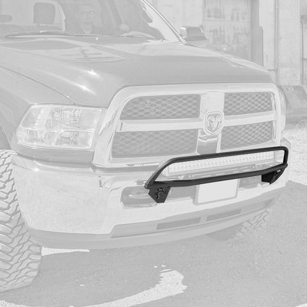 N fab dodge ram 2500 3500 2004 or series bumper light bar for n fab or series bumper light bar for up to 30 led aloadofball Gallery