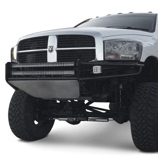 N Fab Bumpers : N fab d lrsp rsp full width black front pre runner