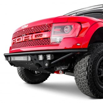N-Fab® - RDS Full Width Front Pre-runner Bumper with Skid Plate