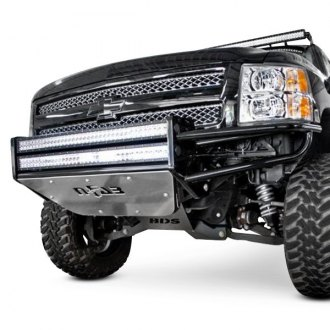 "N-Fab® - RSP Full Width Front Pre-Runner Bumper with Mount up to Two Rigid 38"" LED Bars"