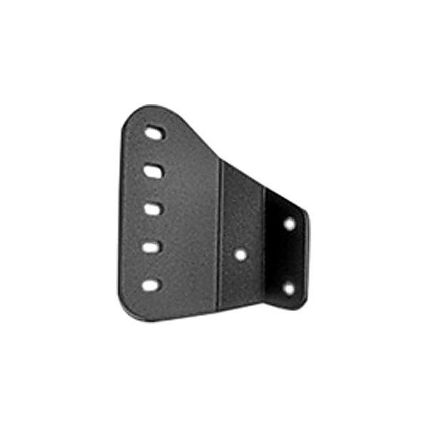 N-FAB® JK450 - SR-Series Modular Textured Black Aluminum Windshield ...