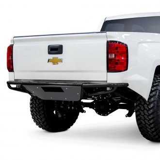 N-Fab® - RBS Full Width Rear Pre-runner Bumper with Skid Plate