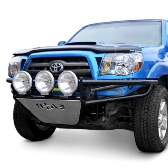 "N-Fab® - RSP Full Width Front Pre-runner Bumper with Multi-Mount up to Three 9"" Lights"