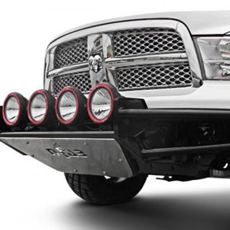 N-Fab® - MRSP Full Width Front Pre-Runner Bumper with Multi-Mount