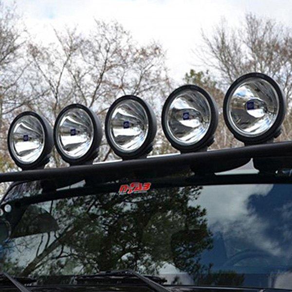 n fab jeep wrangler gas 2016 2017 windshield mount. Black Bedroom Furniture Sets. Home Design Ideas