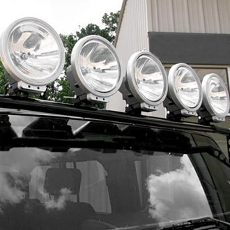 N-Fab® - Windshield Mounted Light Bar