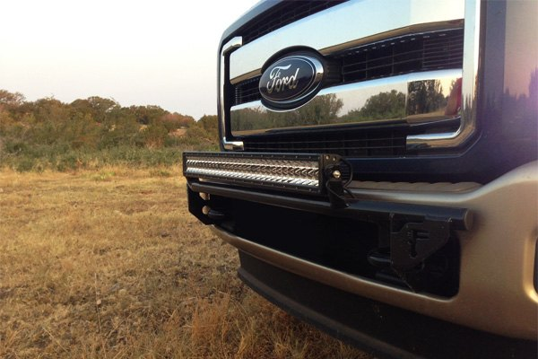 Image may not reflect your exact vehicle! N-FAB® - LED Direct Fit Light Bars